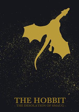 The Hobbit Fan Poster