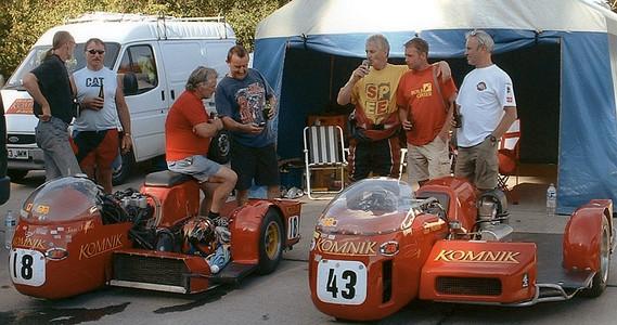 Komnik racing