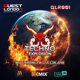 Techno Explosion Exclusive QLR001 @05.06