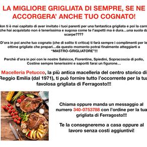 LA MIGLIORE GRIGLIATA DI SEMPRE...