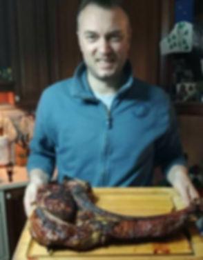 immagine bistecca della macelleria Petucco a Reggio Emilia