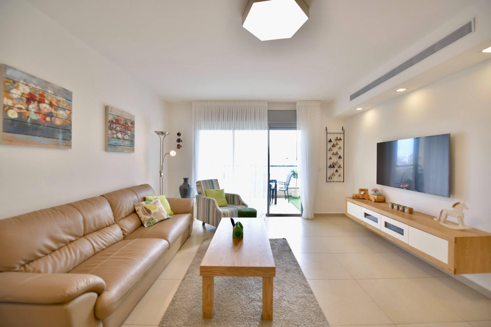 דירת 5 חדרים במקס שיין רחובות (2)