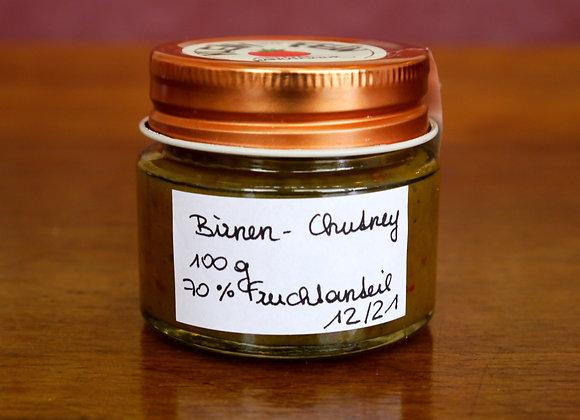 Chutney Birne 100g