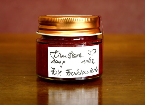 Marmelade Himbeeren 100g oder 200g