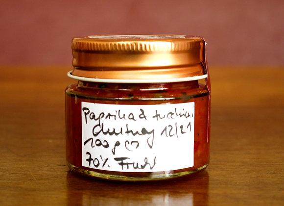 Paprika-Zuccini-Chutney 100g