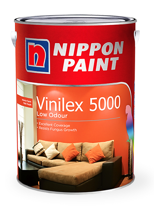 Nippon Paint Vinilex 5000