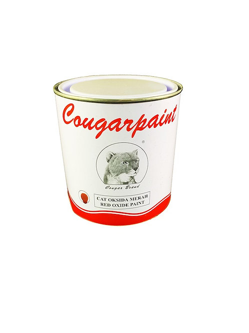 COUGAR RED OXIDE PAINT