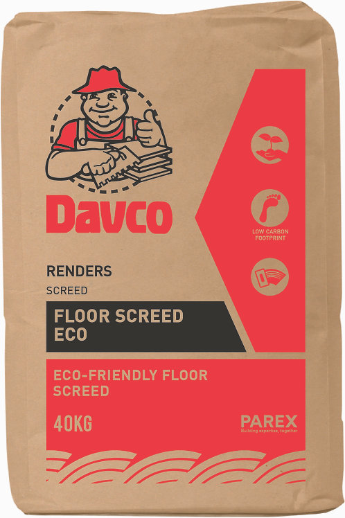 DAVCO FLOOR SCREED 40KG