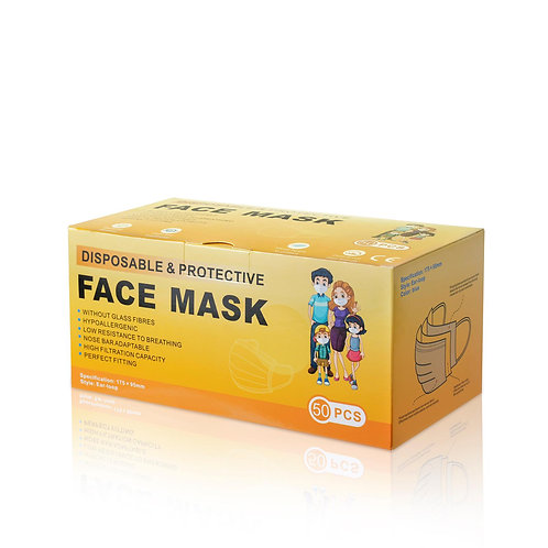 Adult Printed Surgical Mask