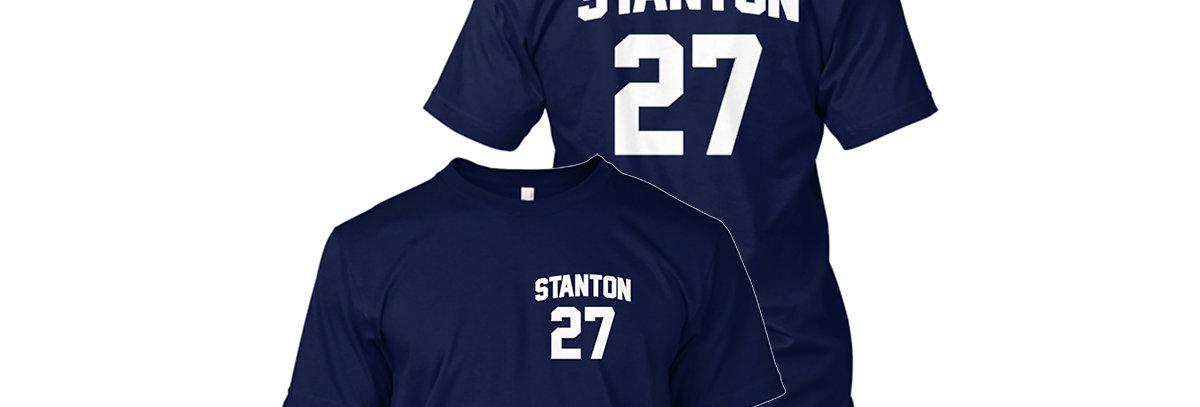 best sneakers 47413 84196 Giancarlo Stanton Jersey T-Shirt