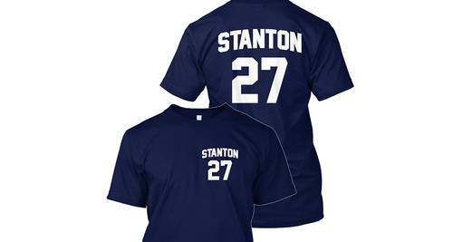 sale retailer a41ff 60d42 Aaron Judge Jersey T-Shirt - Aaron Judge Yankees T-Shirt ...