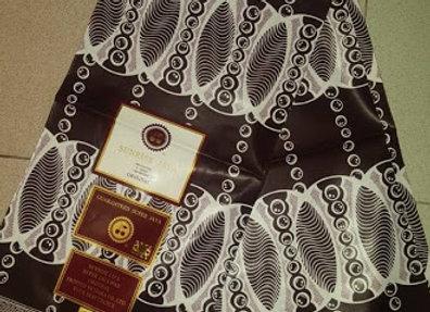 African Fabric - Original Wax