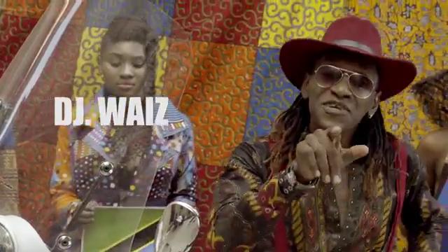 Dj Waiz & Kijukuu Ft. Honeyela - Kwasakwasa (Official Music Video) _chezamusic-com