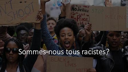 Formation sommes nous tous racistes bouz