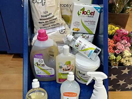 Productos de limpieza ecológicos. ¿Que significa esto?