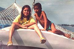 Verão de 88 - Renata e Renato