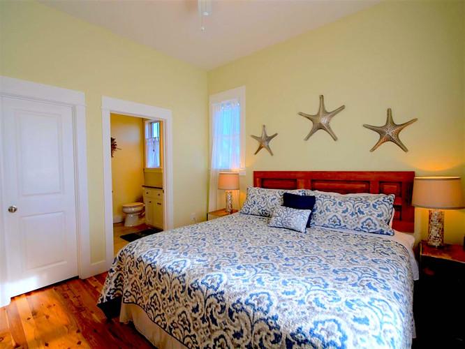 King Master Bedroom on 2nd Floor