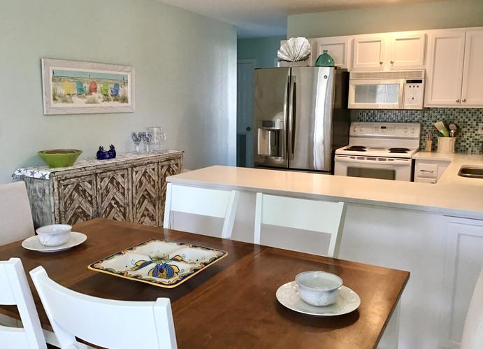 12 Dining & Updated Kitchen