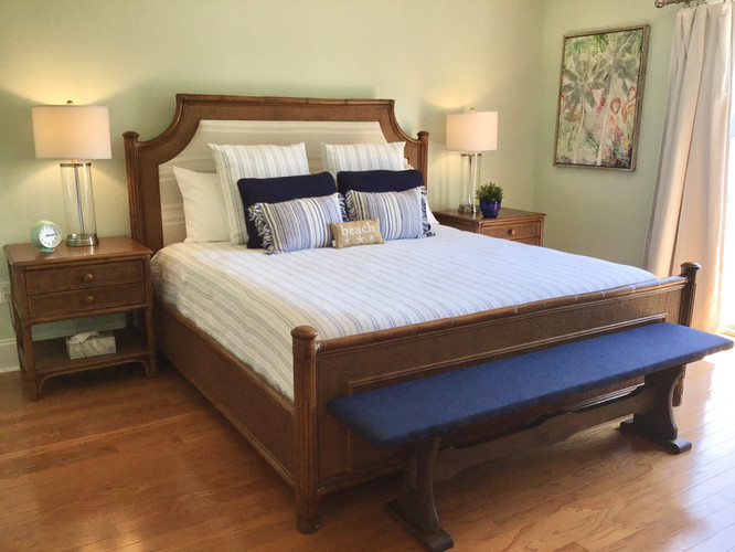 19 Master King Bed