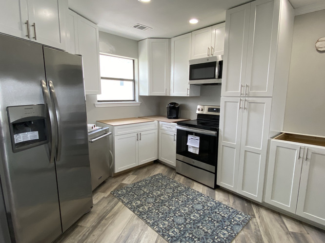 Kitchen - just waiting on countertops