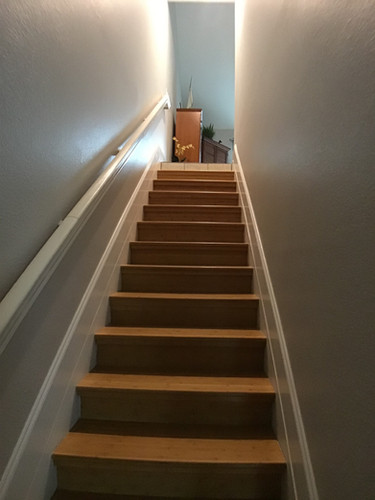 19 Stairs to master suite