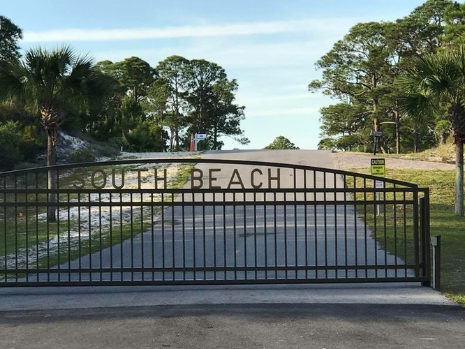 South Beach Gate