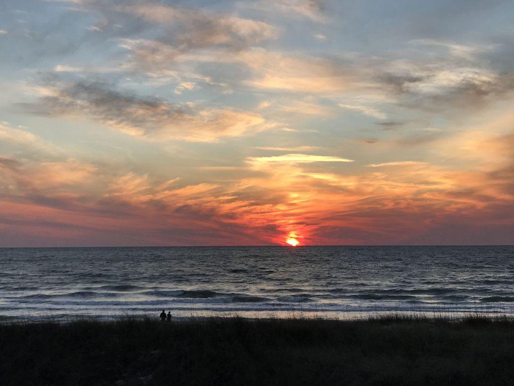 Amazing sunsets like nowhere else