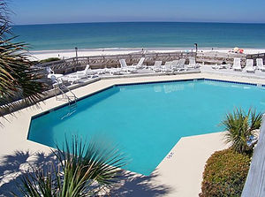 Cape San Blas Rentals - Blue Crab Beach House