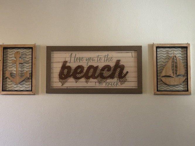 To the Beach and Back