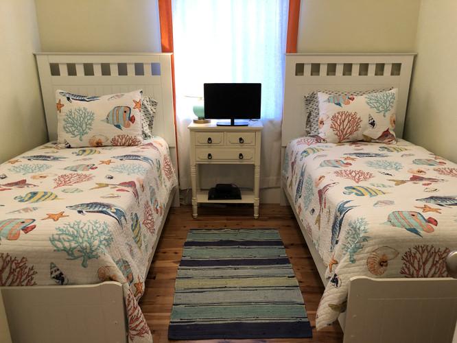 Twin Room on 1st Floor