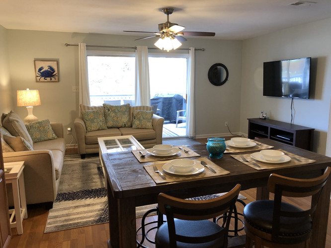 Dining-Living-Deck
