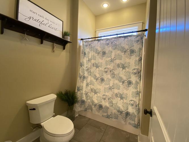 First Floor Jack & Jill Bathroom
