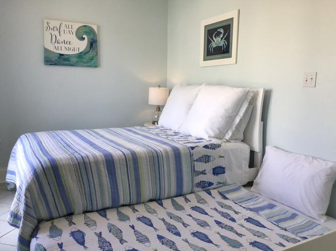 18 First Floor Bedroom has Double Bed wi
