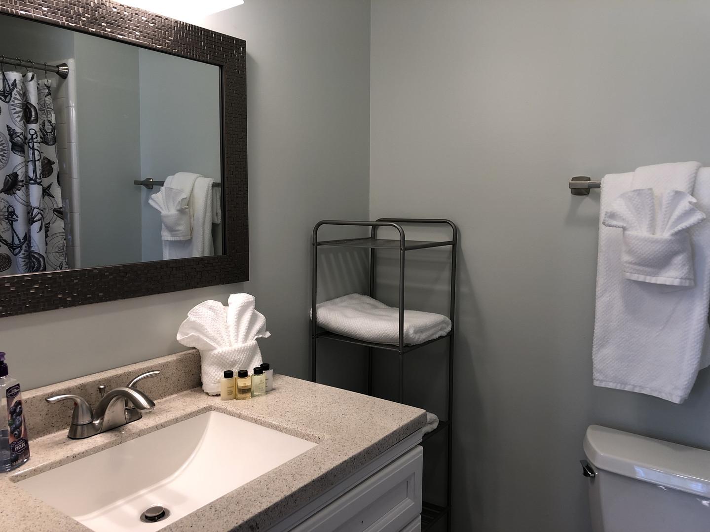 King One Bathroom