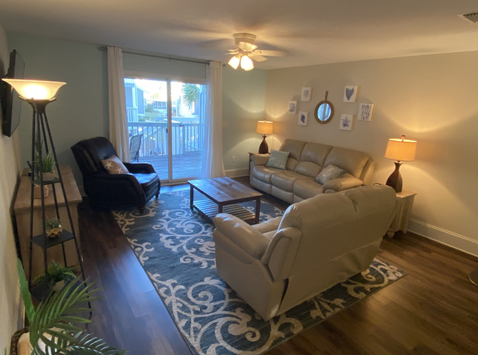 Large, Comfortable Living Area