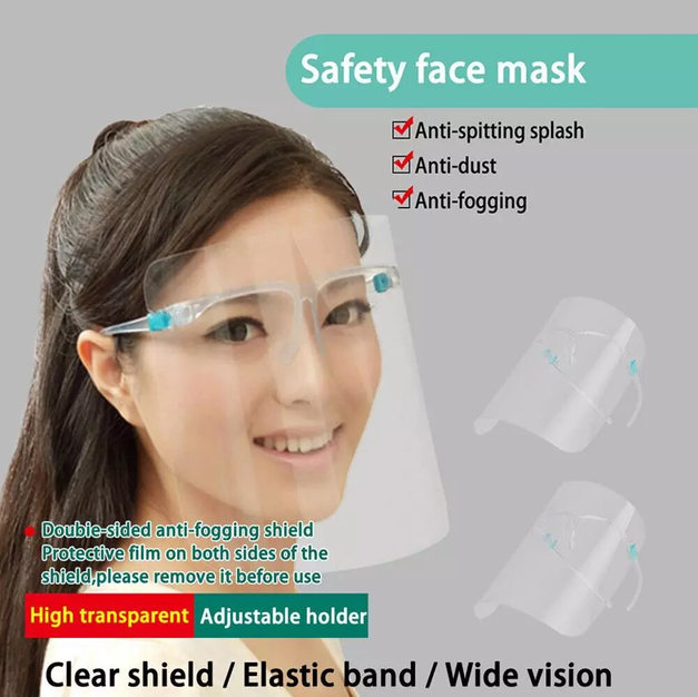 Face Shield Cover