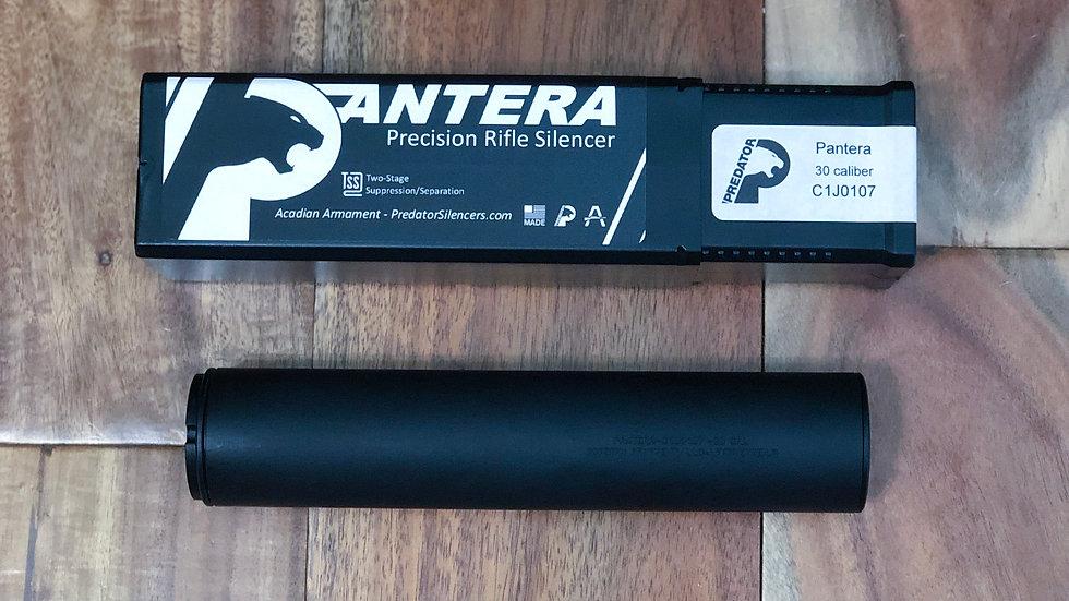 Acadian Armament Pantera 30 caliber Suppressor
