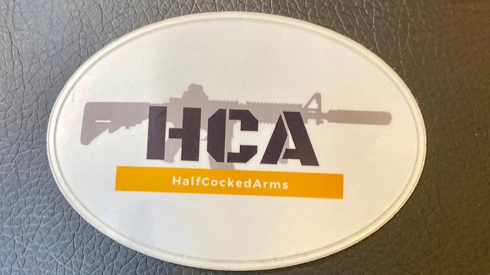 HCA Sticker
