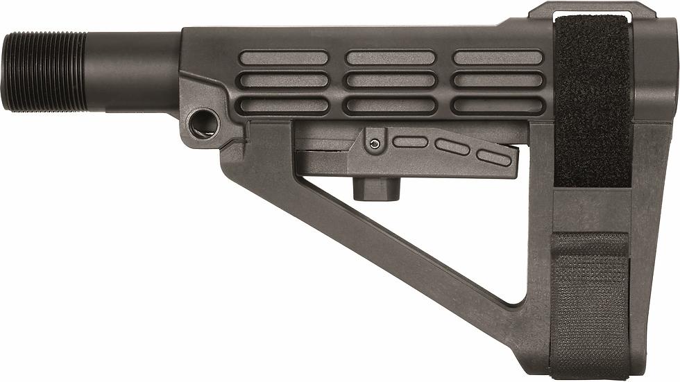 SB Tactical SBA4 Pistol Stabilizing Brace Collapsible AR-15