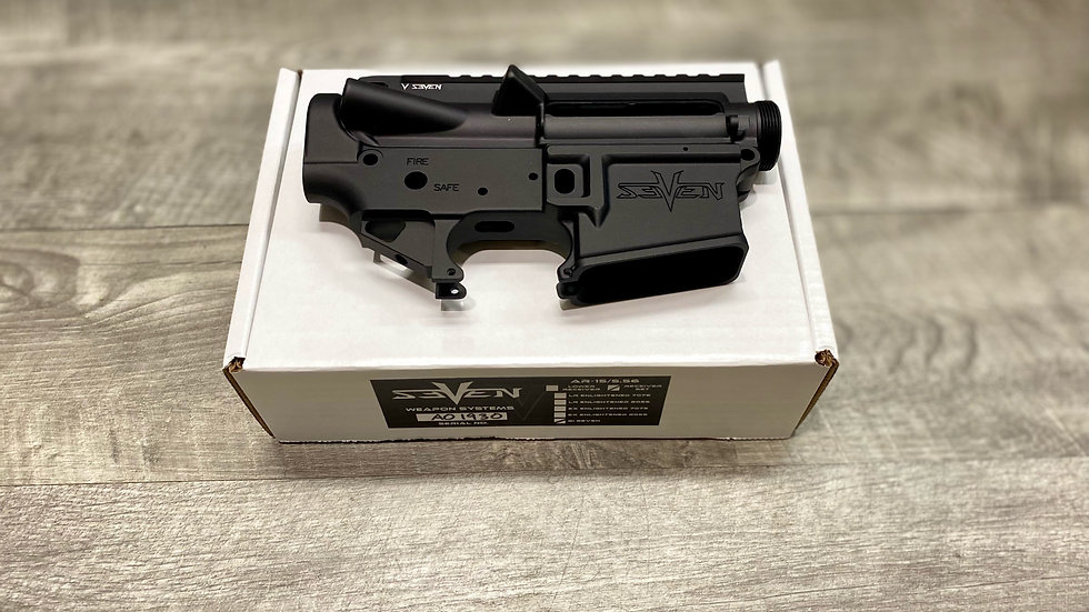 V Seven Weapons GI Seven AR-15 Stripped Receiver Set