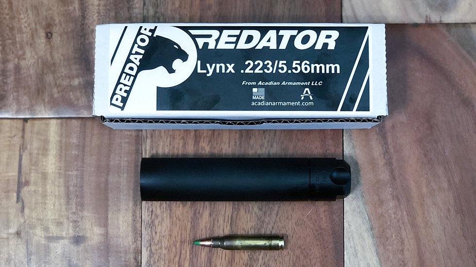 Acadian Armament Lynx 22 Caliber Suppressor