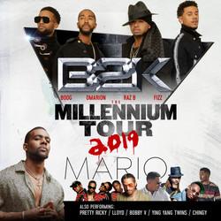 The Millennium Tour - All Artists - Inst