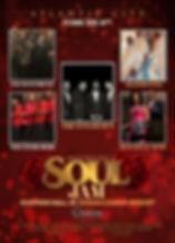Valentines Soul Jam - AC - Ovation Hall