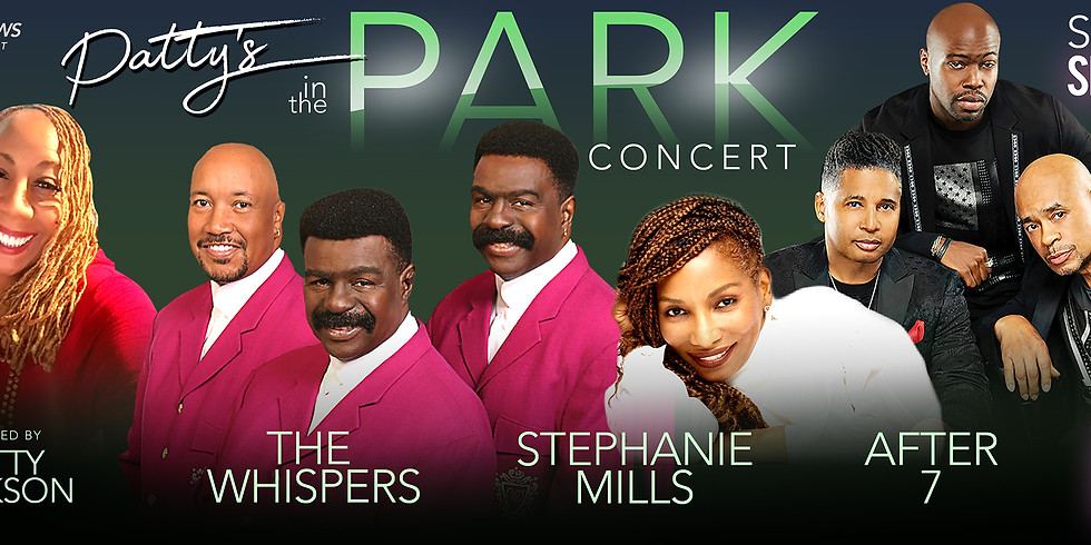 PATTY JACKSON'S ANNUAL PARTY IN THE PARK