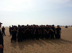 마리나 해변 환경보호 활동 3