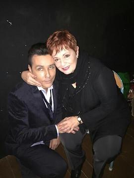 Fabienne Thibeault en concert au Cabaret le Show Biz