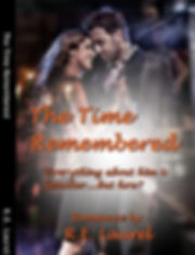 BookCoverPreview the time remembered....