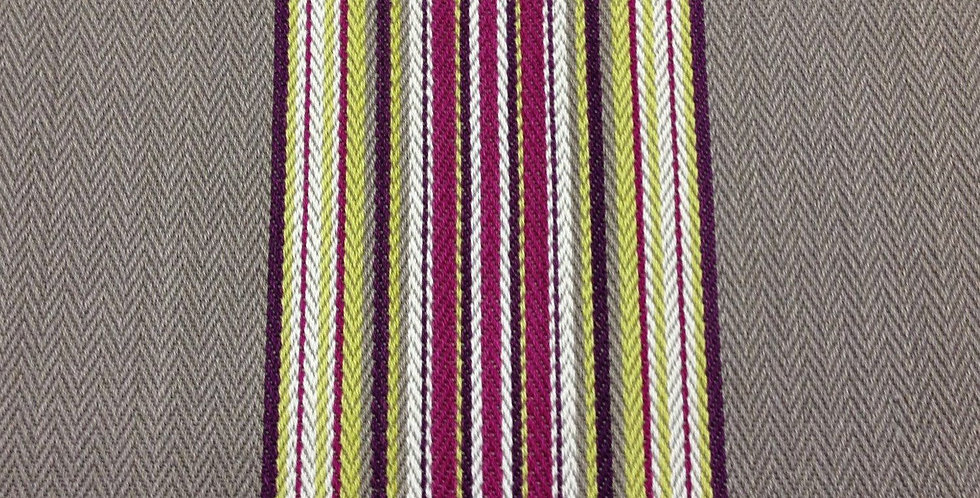 Mulberry Stripe Fabric