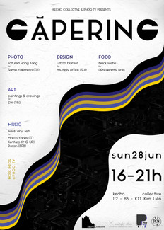 GAPERING x KECHO COLLECTIVE