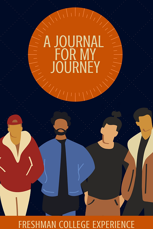 A Journal For My Journey-Blue